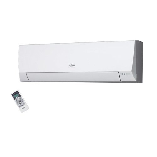Fujitsu - Aire acondicionado Split 1x1 Inverter ASY35UILLC con 2.924 frig/h y...