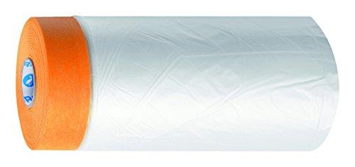 STORCH CQ Folie mit Spezial-Klebeband Gold 55cm x 33m