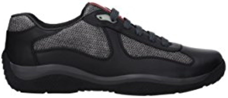 Sneakers Prada Hombre - Tejido (4E2043NEVADABIKENEROPALLADIO) 39 EU