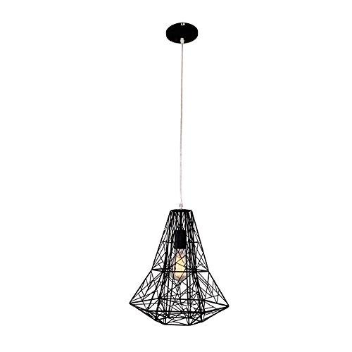 DS Kronleuchter Designer Lamp Bar Counter Cafe Buch Zimmer Schlafzimmer Restaurant Modern Einfache Mode Eisen Kronleuchter # (Design : B) -