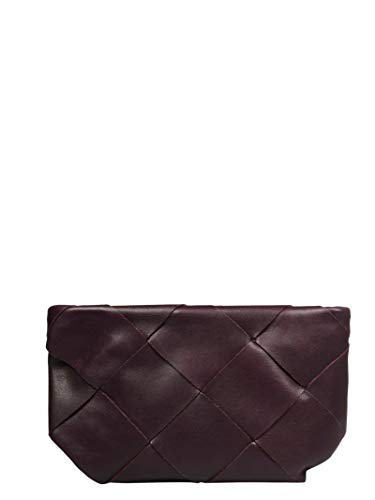 Bottega Veneta Luxury Fashion Damen 577771VMA316066 Bordeauxrot Clutch | Herbst Winter 19 -