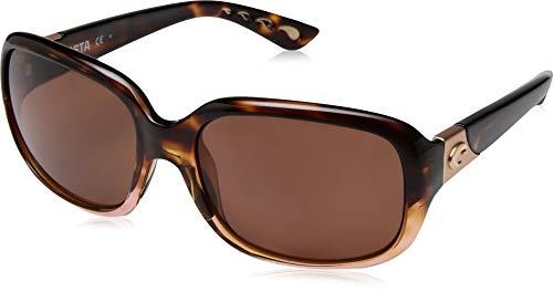 Costa Damen Gannet, (Shiny Tortoise Frame Fade Copper), Einheitsgröße