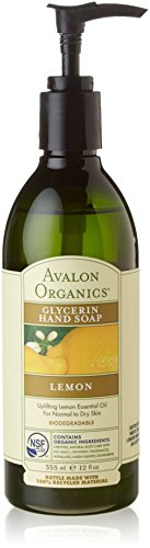 avalon-organics-lemon-soap-liquid-355ml