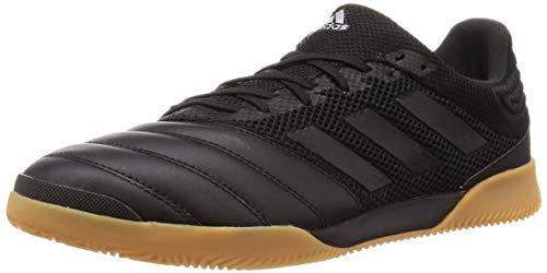adidas Herren COPA 19.3 IN SALA Fußballschuhe, Mehrfarbig (Core Black/Core Black/Core Black F35501), 46 EU