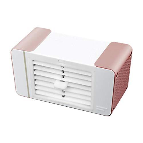 Enfriador de Aire eléctrico USB Mini Personal Aire Acondicionado silencioso Enfriador de...