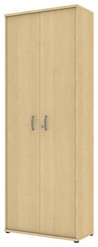 Preisvergleich Produktbild Wellemöbel, Büro Combi+, Anbauteil, 6 Ordnerhöhen 72866201, Ahorn