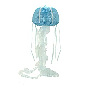 Wild Planet- Medusa Pez, All About Nature-40cm Hecho a Mano, Peluche Realistico, Multicolor (K7931)