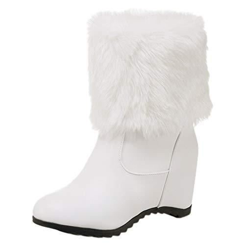 Winter Schneeschuhe kurze Stiefel neue warme rutschfeste dicke Sohlen Damenstiefel Pelzstiefel