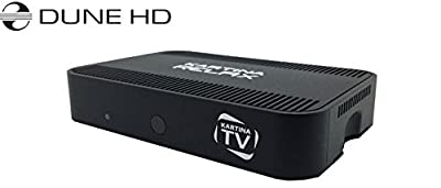 Relax HD Box WiFi/WLAN Dune HD für Kartina TV