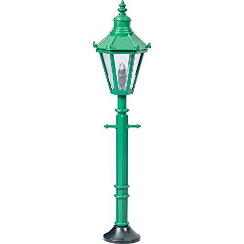 Kahlert Licht 19234 - Minipuppenzubehör - Stehlampe, Kunststofflaterne, grün