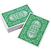 Ellusionist Sea Green Keepers Playing Cards Poker Size