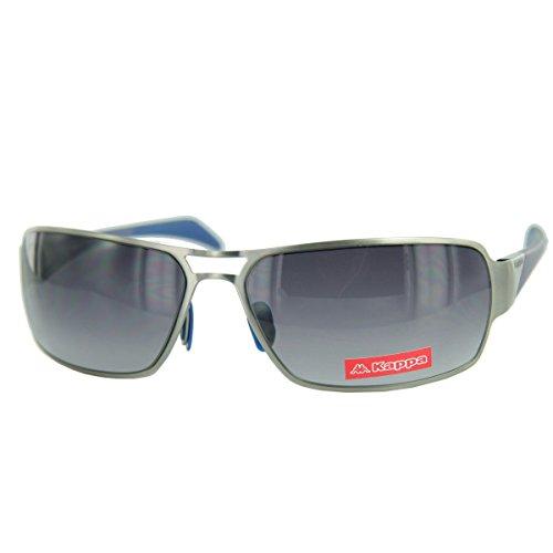 Kappa Sonnenbrille 0108 C2 silber blau