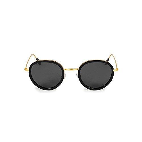 Glassing Damen Sonnenbrille gold