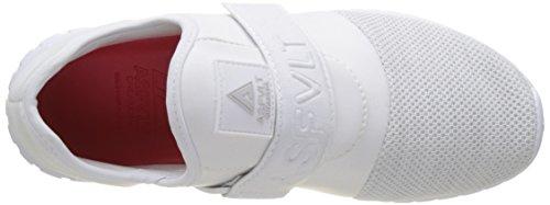 Asfvlt - Area V, Basse Unisex – Adulto Blanc (White Nimbus)
