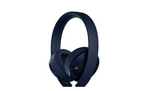 Playstation Gold Wireless Headset 500 Million Limited Edition - Playstation 4 [Nicht weitergeführt]
