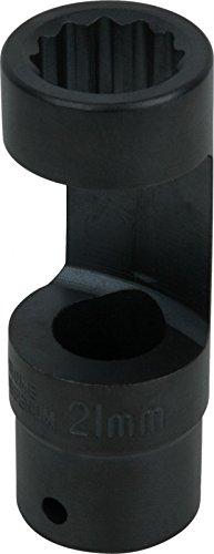 Preisvergleich Produktbild KS Tools 150.9541 Stoßdämpfer-Außenzwölfkant-Gegenh...  21mm