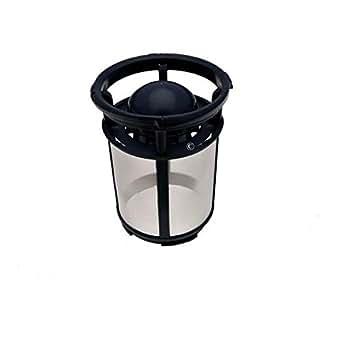 Filtre cylindre adp6517 c572 dwhb00 lave vaisselle laden c881br