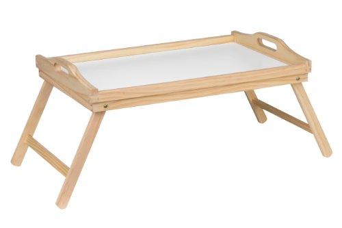 bett tablett wei preisvergleich die besten angebote. Black Bedroom Furniture Sets. Home Design Ideas