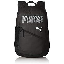 Puma Plus Backpack Mochila, Unisex Adulto, 75483, Puma Black, Talla única