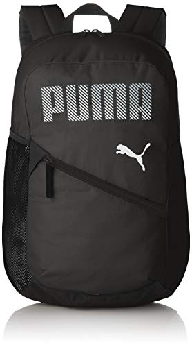 Puma Plus Backpack Mochila, Unisex Adulto, 75483, Puma Black, Talla única