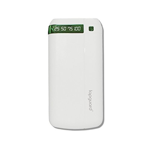 Lapguard LG803_20K Power Bank 20000mAh for All Smartphones and Tablets (White)