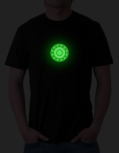 ed09b14a6 34% OFF on The Souled Store Men s Arc Reactor Cotton T-Shirt on Amazon