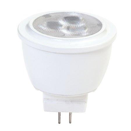 Energie Sparen 4 Licht (MÜLLER-LICHT 400284 A+, LED Reflektorlampe ersetzt 21 W, Plastik, 3 watts, GU4, weiß, 3.5 x 3.5 x 4 cm)