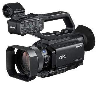 Sony HXR-NX80 Videocamera palmare 14.2MP CMOS 4K Ultra HD Nero videocamera