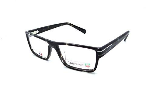 342b36fb1f Tag Heuer Urban Phantomatik Rx Eyeglasses Frames Th 0531 002 55x16 Grey  Tortoise