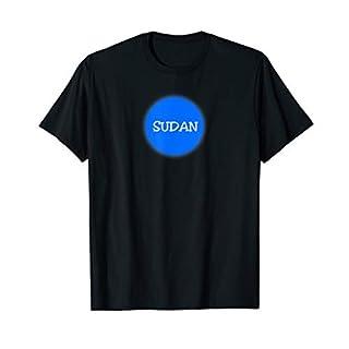 Sudan T-Shirt BlueForSudan