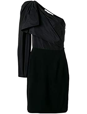 Stella McCartney Mujer 520487SCA061000 Negro Seda Vestido