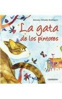 La gata de los pintores/The painters' cat por Antonio Orlando Rodriguez