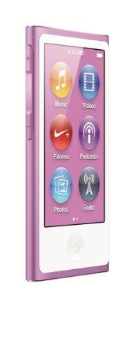 Apple ipod nano 16 gb 7 gen. viola