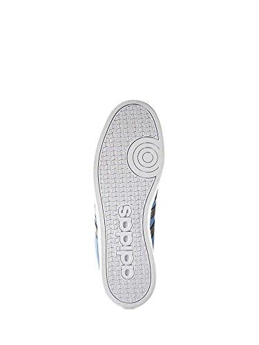adidas Baseline, Scarpe Sportive Uomo Blu (Azubas/Negbas/Ftwbla)