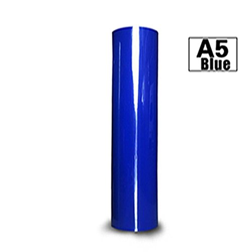 HOHO 30x 50cm dunkelblau HTV Wärmeübertragung Vinyl Blatt Eisen auf Vinyl Heat Press Papier...