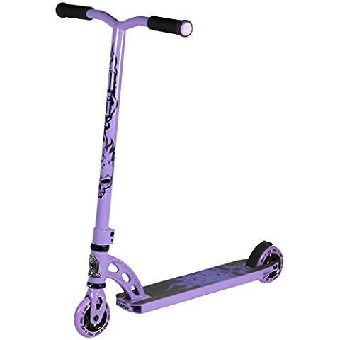 Monopattino Madd Vx5 Pro - 8 Colori A Disposizione - Età: Da 8 Anni, Viola - Freestyle Skate Shop