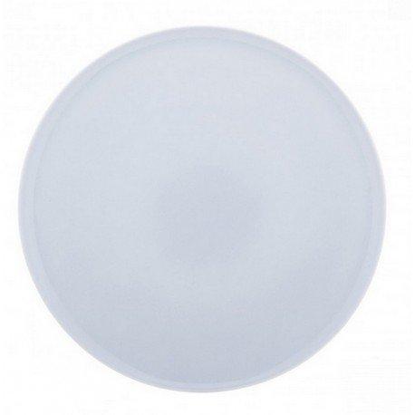 DEGRENNE - Plat à Tarte Rond, Porcelaine, Nuage , 32 cm