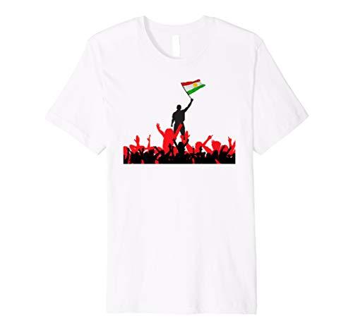 kurdistan T-shirt ,kurdistan flagge,Baji Kurdistan