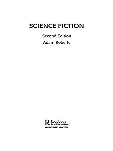 Science Fiction (The New Critical Idiom) (English Edition)