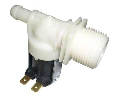 Brandt - Electrovanne 1 Voie Cosses Latérales - 52x6194 Pour Lave Linge