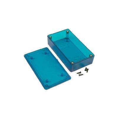 Boîtier universel Hammond Electronics 1591XXLTBU ABS bleu (transparent) 87 x 57 x 39 1 pc(s)