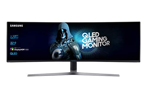 Samsung Crg90 Gaming Curved