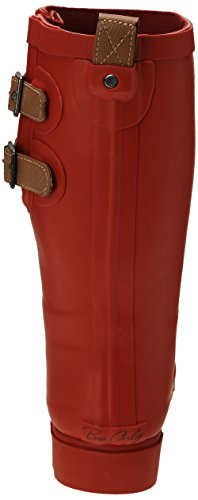 Be Only Vicky, Bottes de pluie femme Rouge
