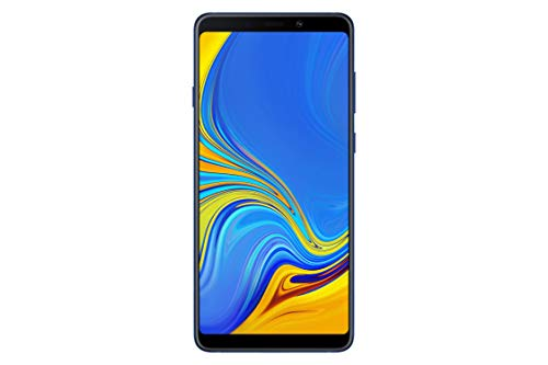 Samsung Galaxy A9 (2018) – 6,3 pollici, 128 GB, Android 8.0 – Lemonade Blue
