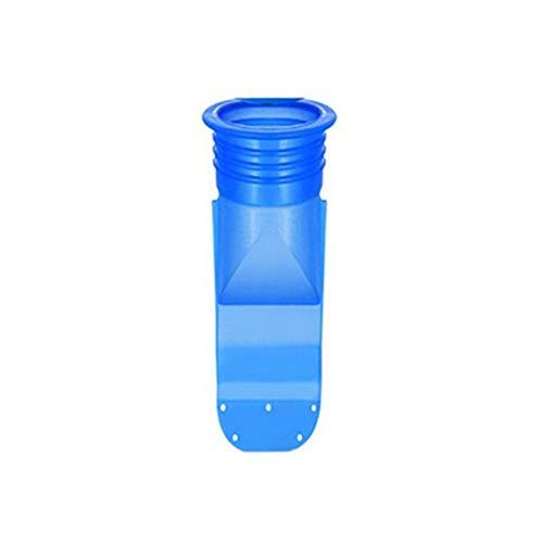 Gezichta | Confezione da 3 valvole anti-riflusso, valvola unidirezionale per tubi, tubi del bagno, scarichi, guarnizione anti-odori e insetti, Come da immagine, d