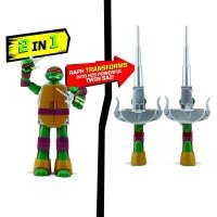 Teenage Mutant Ninja Turtles - Mutation Turtle zu Waffe - RAPHAEL