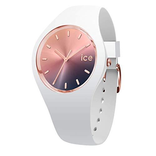 Ice-Watch Femme Analogique Quartz Montre avec Bracelet en Silicone 015749