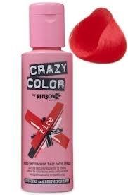 Crazy Colour Haartönung Von Renbow Fire No.56 (100ml) 4er Set