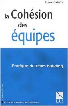 La cohésion des équipes : Pratique du team building par Pierre Cauvin