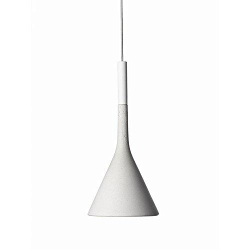 Foscarini – Lámpara de techo Foscarini Aplomb LED – Blanco